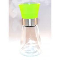 Mlýnek skleněný zelený
