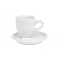 Šálek espresso Luka 0,05 l s podšálkem