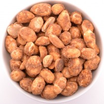 Arašídy v javorovém sirupu