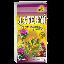 Milota Jaterní čaj 50g Bylinný čaj