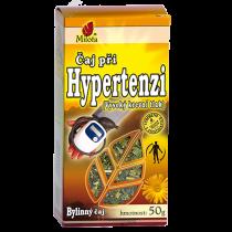 Při hypertenzi (vysokém...
