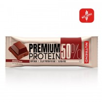 PREMIUM PROTEIN 50 BAR 50g čokoláda