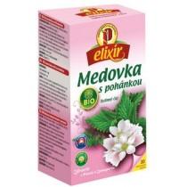 Agrokarpaty Elixír - Meduňka s pohankou BIO (20x1,5g)