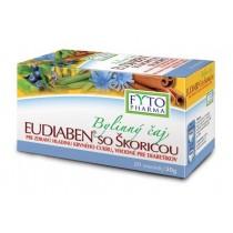 FYTO Eudiaben Bylinný čaj se skořicí (20x1,5g)