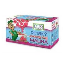 FYTO Dětský ovocný čaj Malina (20x2g)
