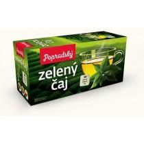 Popradský Zelený čaj pravý (20x1,5g)