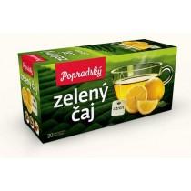 Popradský Zelený čaj Citron (20x1,5g)