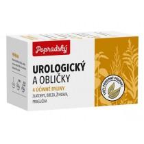 Popradský Bylinný čaj Urologický a ledviny (15x1,5g)
