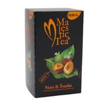 Majestic Tea Noni & Švestka (20 x 2,5g)