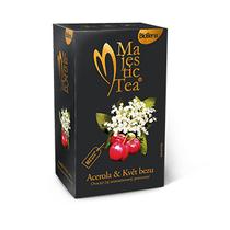 Majestic Tea Acerola & Květ bezu (20 x 2,5g)