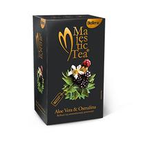 Majestic Tea Aloe Vera & Ostružina (20 x 2,5g)