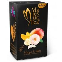 Majestic Tea Mango & Růže (20 x 2,5g)