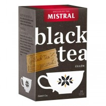 Mistral Černý čaj Ceylon (20x1,5g)