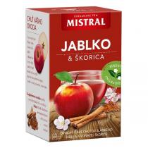 Mistral Jablko & Skořice (20 x 2g)
