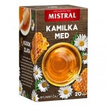 Mistral Heřmánek a Med (20x1,5g)