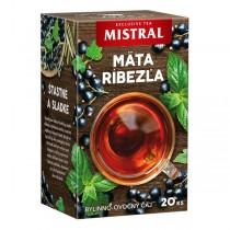 Mistral Máta a Rybíz (20x1,5g)