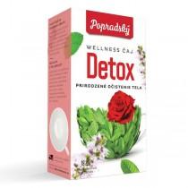 Popradský Wellness čaj Detox (18x1,5g)