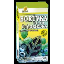 Milota Borůvka černá (brusnice) plod 50g