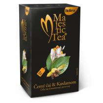 Majestic Tea Černý čaj & Kardamom (20x1,5g)