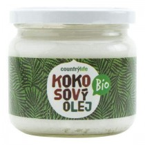 Country Life Kokosový olej BIO 300 ml