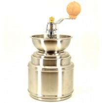 Kávomlýnek stříbrný