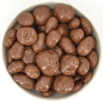 Brusinky v mléčné čokoládě