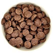 Belgická hořká čokoláda Fairtrade