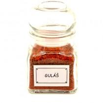 Gulášové koření bez přidaného glutamanu  (kořenka)