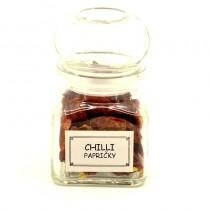 Chilli papričky (kořenka)