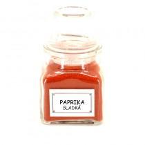 Paprika sladká ASTA 80 (kořenka)