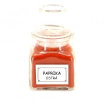 Paprika ostrá ASTA 80 (kořenka)