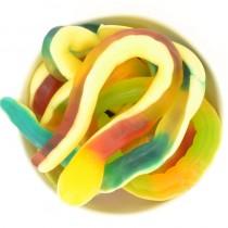 Strašidelní želé hadi