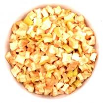 Jablka sušená kostičky
