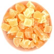 Ananas sušený kostky