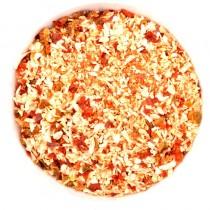 Na pizzu mleté