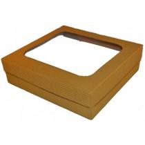 Krabice s průhledným víkem