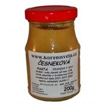Česneková pasta 200g